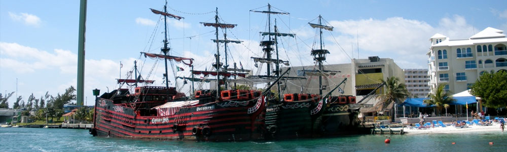 Pirate Tours