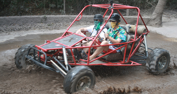 Adventurous Cozumel Xrail Buggy Image Gallery