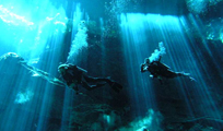 Aquaworld Cenote Dive Trip from Cancun Image