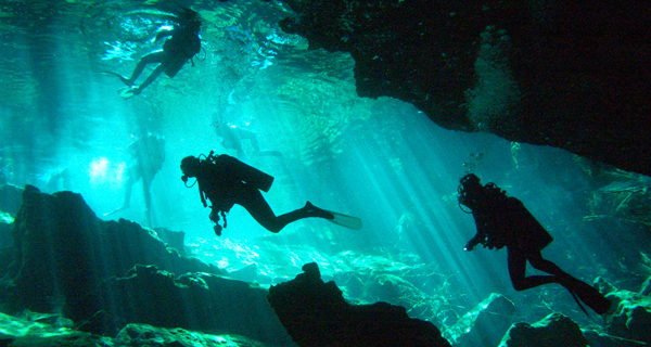 Aquaworld Cenote Dive Trip from Cancun Image Gallery
