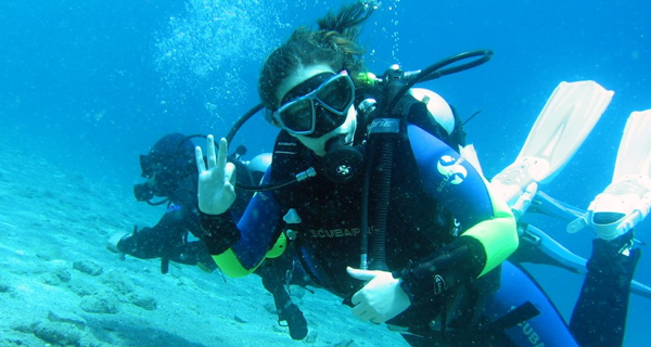 Aquaworld Cozumel e-Learning Open Water Certification Image Gallery