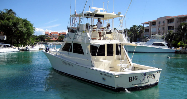 Big Fish 48 Viking Luxury Cruiser Image