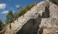 Coba Mayan Encounter Expedition