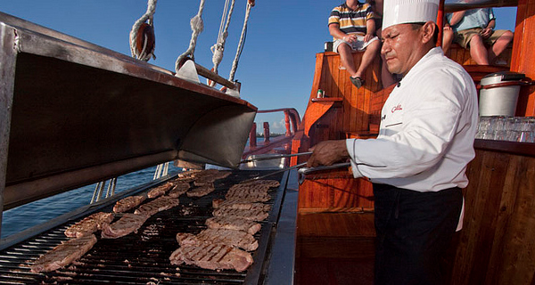 Columbus Lobster Dinner Cruise Image Gallery