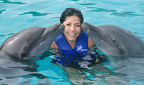 Royal Dolphin Swim at Puerto Aventura