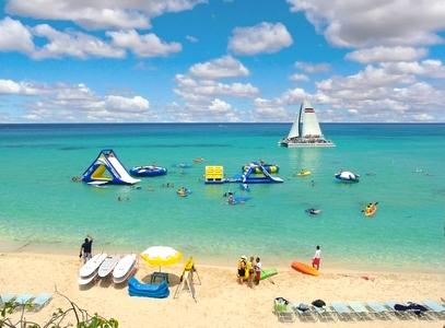 Fury Catamarans Caribbean Snorkel Combo Image Gallery