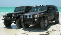 Hummer Jungle Tour Adventure Image