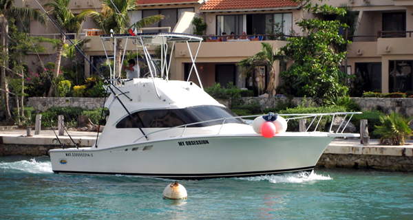 My Obsession 35 Luhrs Image Gallery