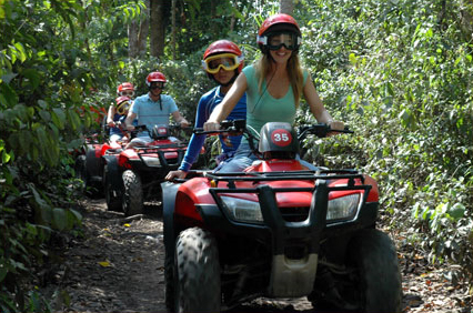 Off Road ATV Jungle Adventure Image