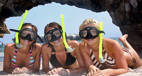 Paradise Reef Snorkeling Cozumel Image