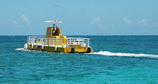 Paradise Sub See Explorer Cancun Image Gallery