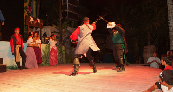 Pirate Assault From Cancun Image Gallery