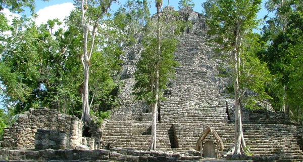 Private Bus Tour to Coba Image Gallery
