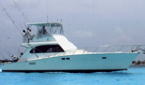 Querida Del Mar 46 Cancun Private Fishing Charter Image