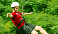 Selvatica Extreme Canopy Adventure Image