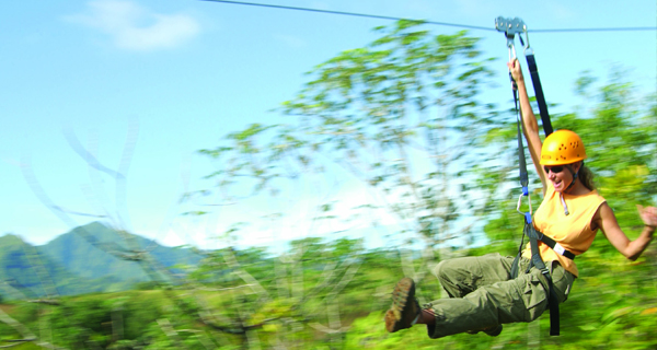 Selvatica Offroad and Flight Challenge Image Gallery