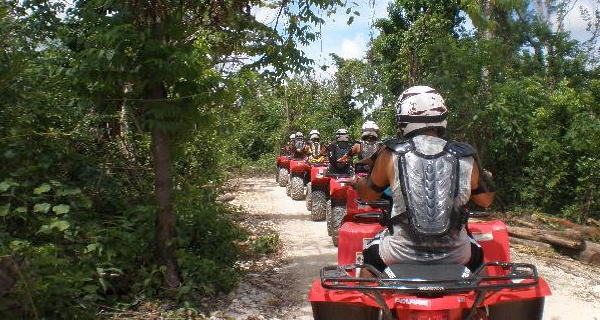 Selvatica Zip and ATV Jungle Expedition Image Gallery
