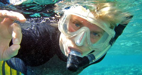 Wild Sea Turtle Snorkel and Yal Ku Lagoon Image Gallery