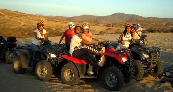 X-treme ATV Riding Image