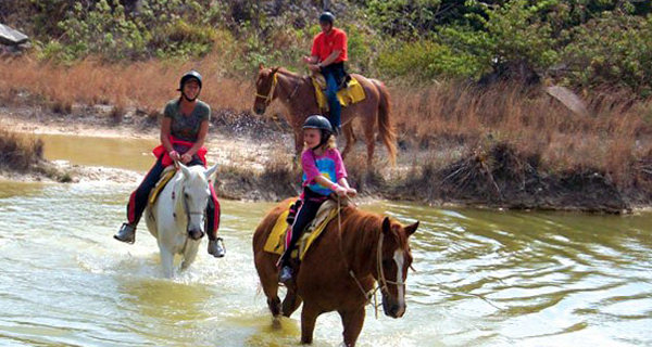 X-treme Horseback Riding Image Gallery